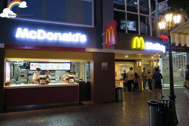 Kidzania Manila McDonalds