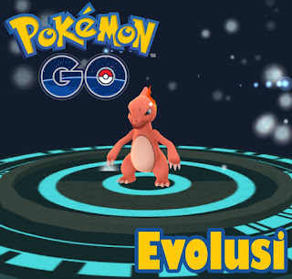 Evolusi Pokemon GO Charmender