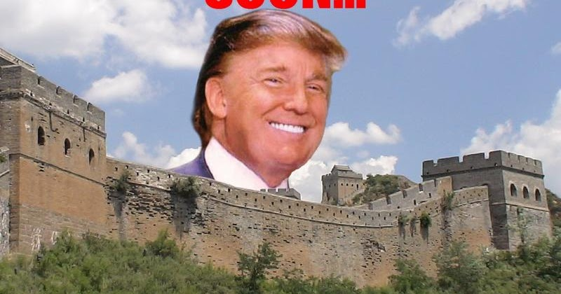Trump Cant Build Wall
