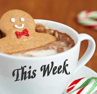 This Week @ Your Library... Nov 29-Dec 3, 2016 | gingerbread image courtesy of imagechef.com