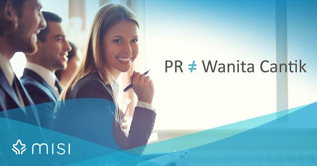 Untuk Menjadi Praktisi PR Yang Profesional