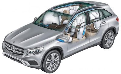New 2016 Mercedes-Benz GLC HD image
