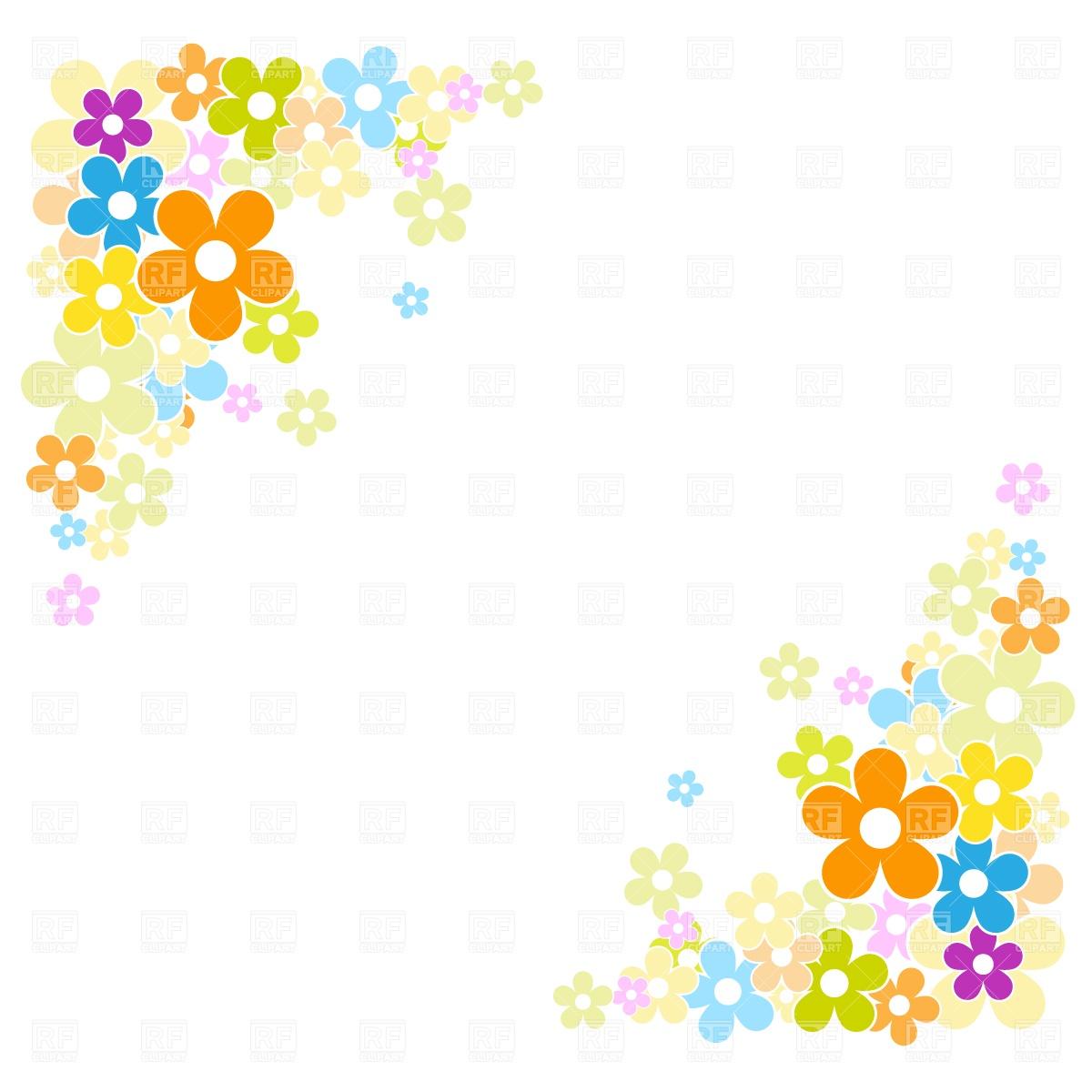 flower background clipart