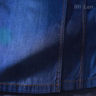 Vải Jean Áo Cotton 3232A