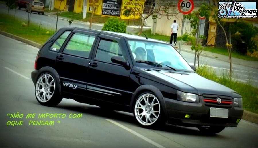 Fiat Uno Way Tuning Iliketuning