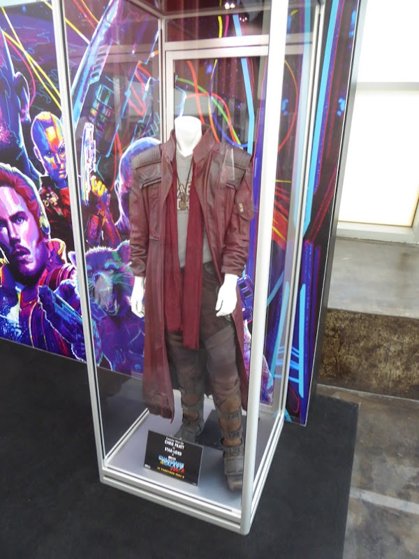 Guardians of the Galaxy 2 Star-Lord film costume