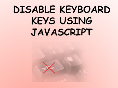 disable-tab-key-using-javascript