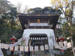 江島神社瑞心門