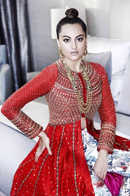 Sonakshi Sinha - Hi!Blitz, March 2016