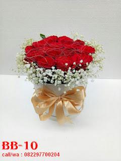 bunga box cikarang