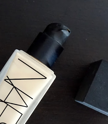 All Day Luminous Weightless Foundation NARS review