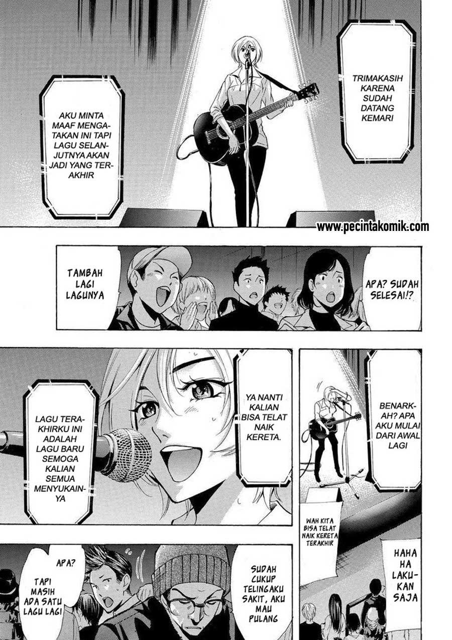 Fuuka Chapter 132-5