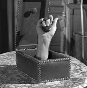 Dedos de los locos adams