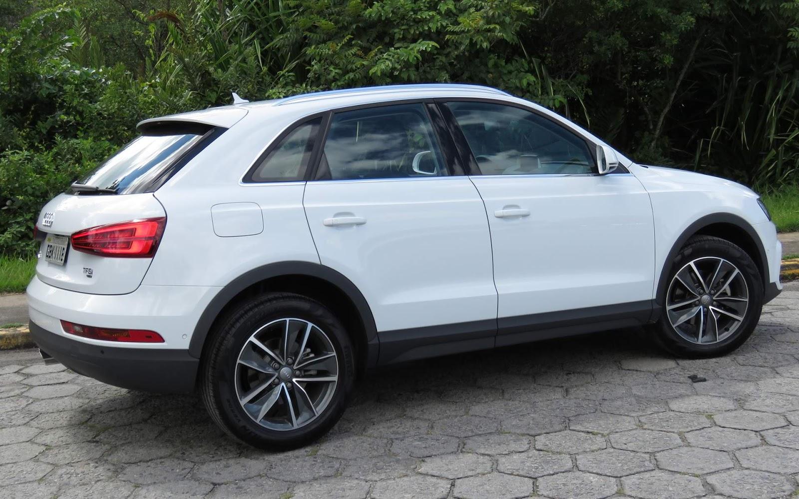 Kelebihan Kekurangan Audi Q3 Ambiente Perbandingan Harga