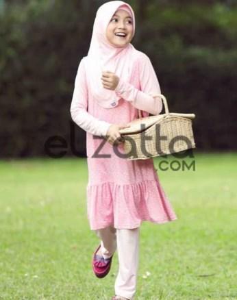 Baju Muslim Anak Perempuan Branded