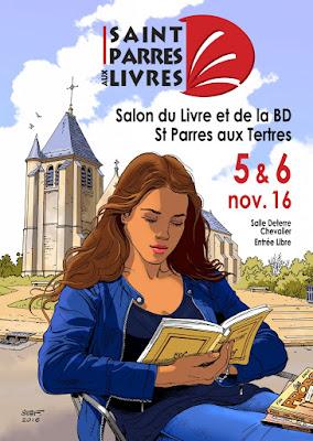 Saint-Parres Aux Livres 2016