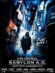 Sinopsis Film Babylon A.D