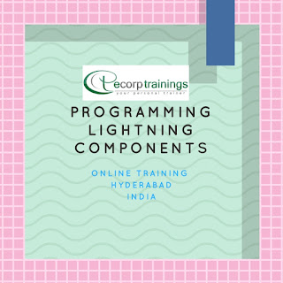 SALESFORCE: PROGRAMMING LIGHTNING COMPONENTS