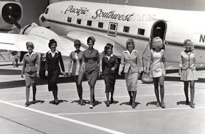 """La tendència dels """"retro vols"""" inspirats en l'era daurada de l'aviació"""