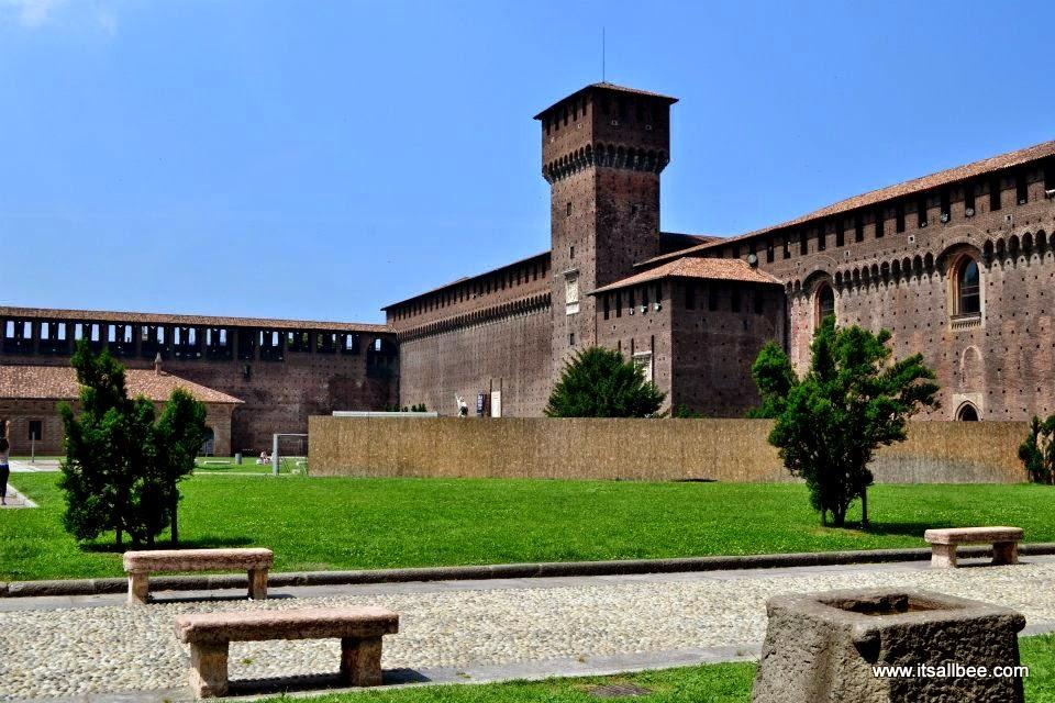 Castello Sforzesco milan
