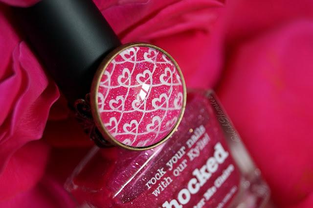 nail polish jewelry by PolishHamster