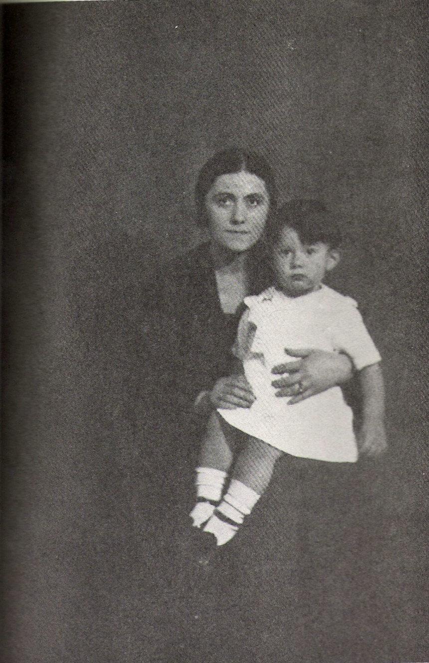 Паола рей с сыном