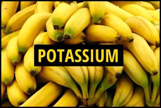 Potassium in Banana