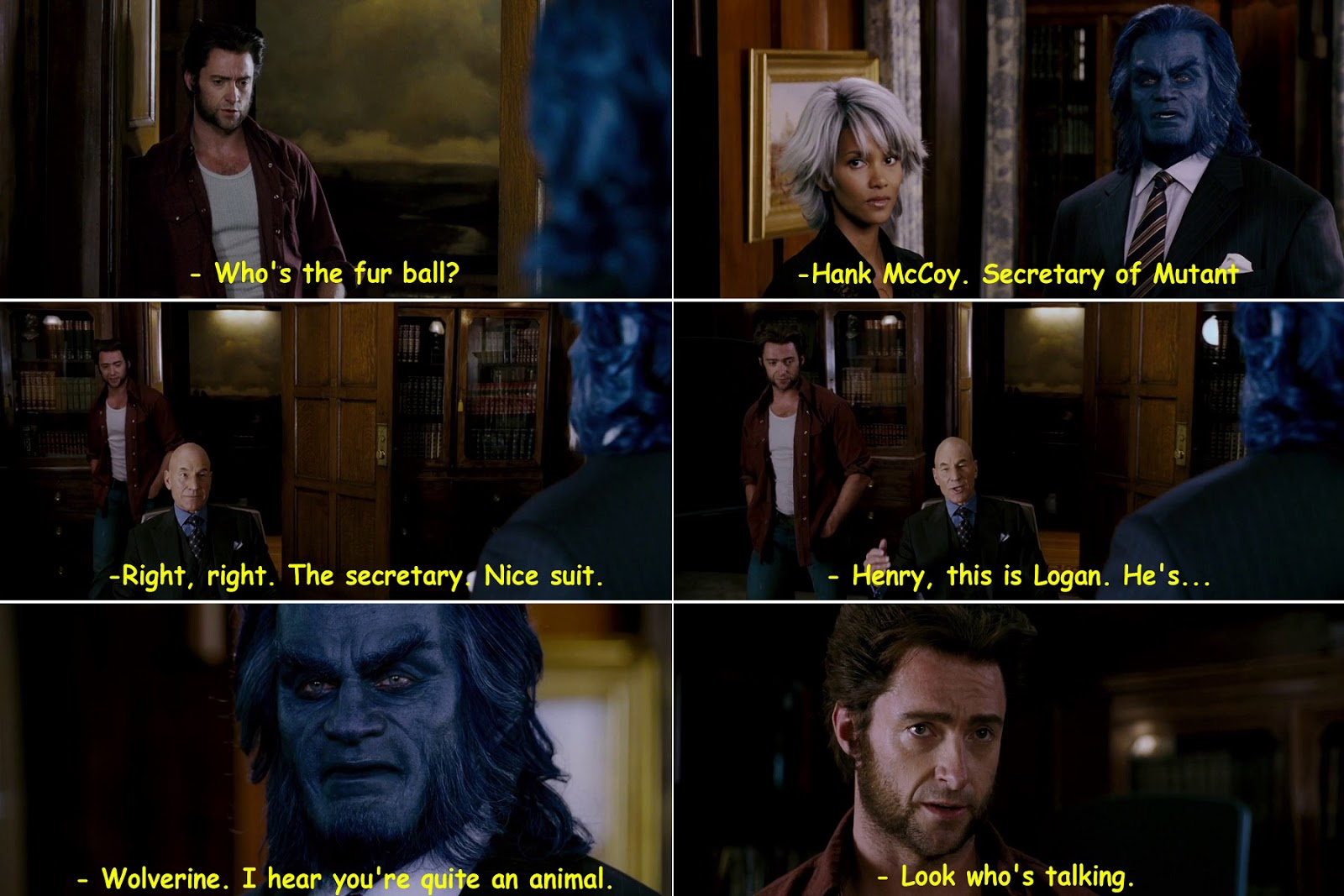 x men quotes - photo #4
