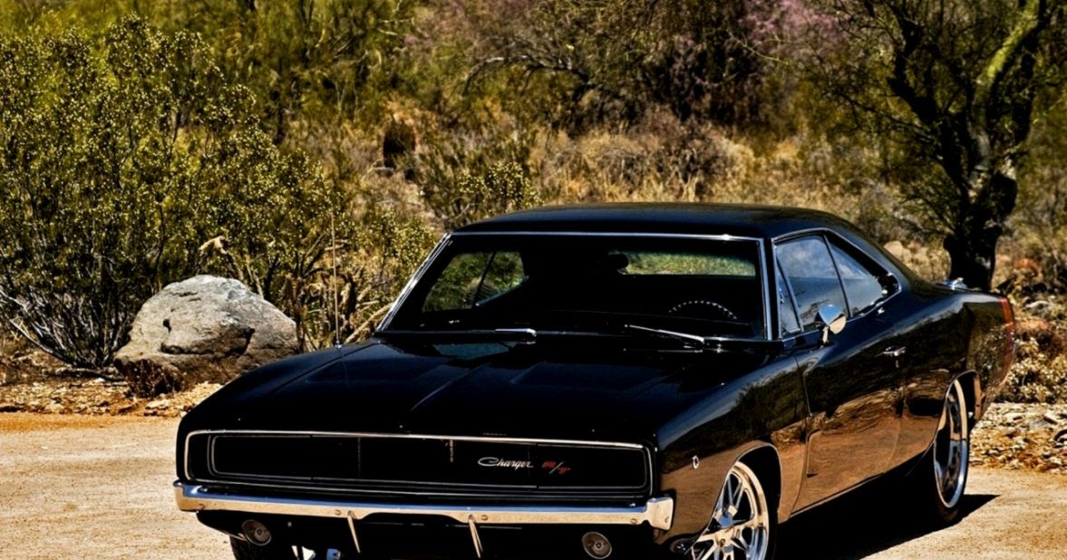 Best American Muscle Cars: Classic American Muscle Cars