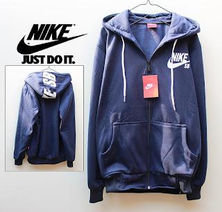 Jaket Fleece Hoodie Nike NK002