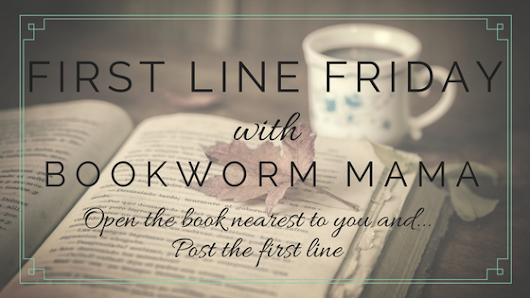 First Line Friday - A Name Unknown (Link to Giveaway)