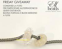 Logo Gioca e vinci gratis 2 eleganti Beads