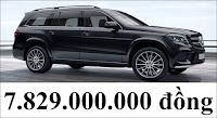 Giá xe Mercedes GLS 500 4MATIC 2019