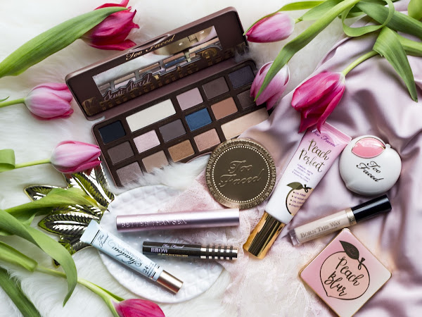 Make Up Look mit Semi-Sweet Chocolate Bar Palette von Too Faced