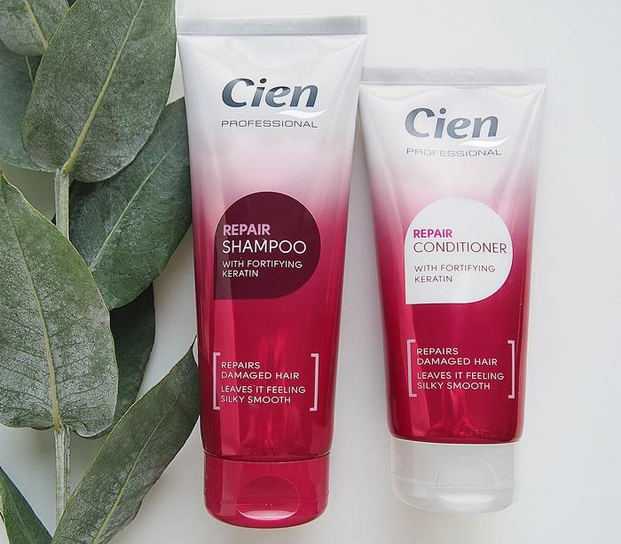 lidl cien repair shampoo hoitoaine