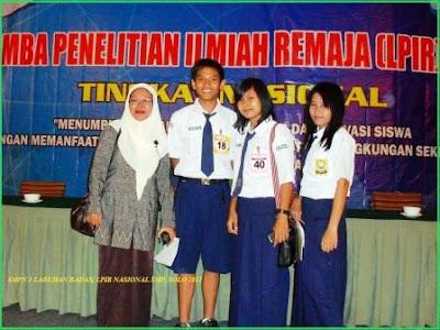 JUARA 3 LPIR 2011