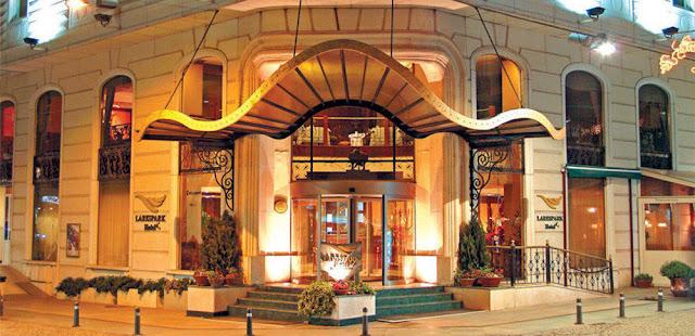 larespark taksim hotel