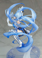 Snow Miku design by Monq