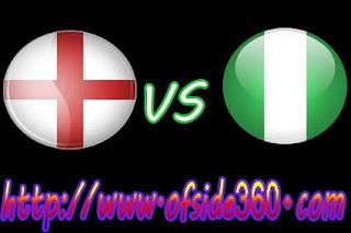 موعد مباراة انجلترا ونيجيريا مباراه وديه استعدادات كأس العالم