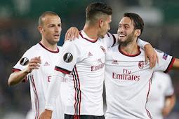 Cuplikan Gol Milan vs Austria Wien 5-1