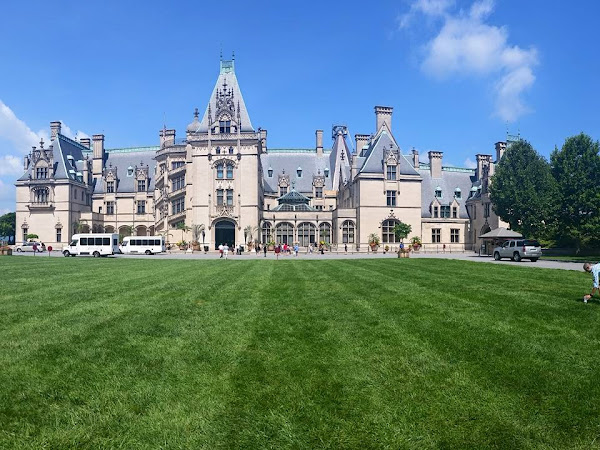 Our Day At Biltmore Estate! #daytrips