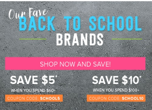 Well.ca Back To School Save Up To $10 Off