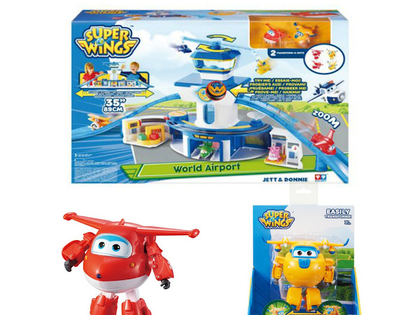 Super Wings Giveaway - #SuperWingsSummer