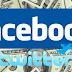 الربح من FaceBook و Twitter