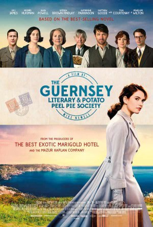 The Guernsey Literary and Potato Peel Pie Society (2018) Full Movie Download Free