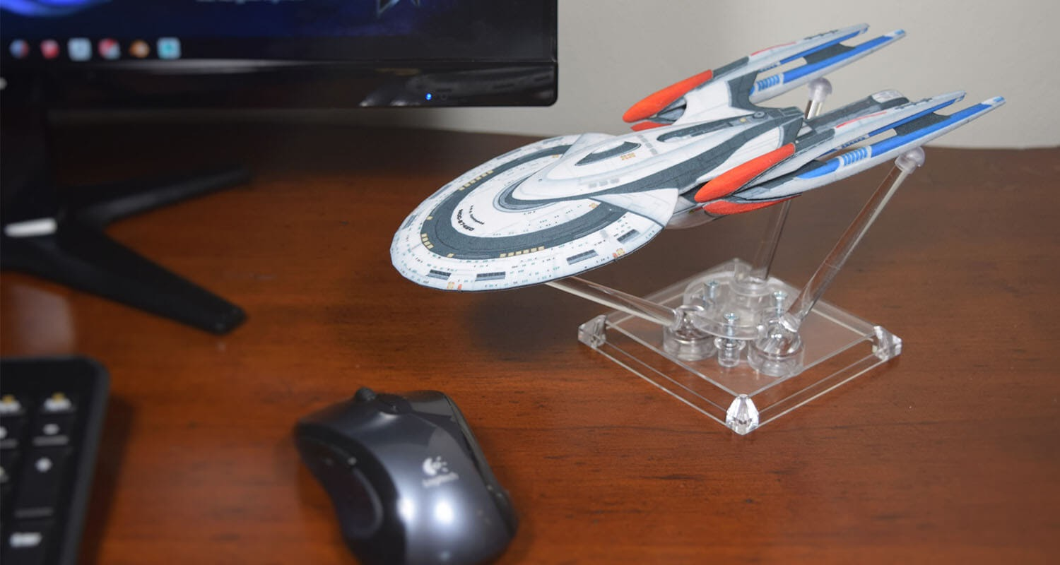 The Trek Collective You Can Soon 3d Print Your Very Own
