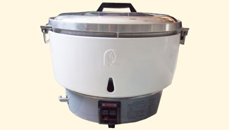 Rinnai Rice Cooker Gas 9 Liter