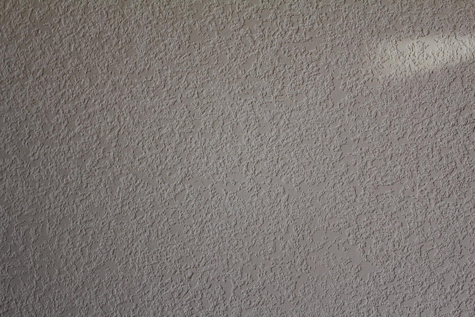 Applying Popcorn Ceiling Texture