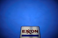 Exxon has been under investigation by the attorneys general of New York and Massachusetts for more than a year. The probes focus on whether Exxon misled the public and investors about climate change. (Credit: Reuters/Jim Young) Click to Enlarge.