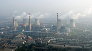 Indian coal-fired power plant